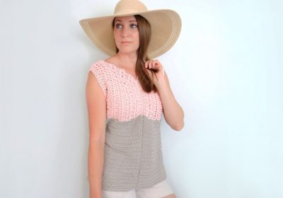 Everyday Summer Crochet Top