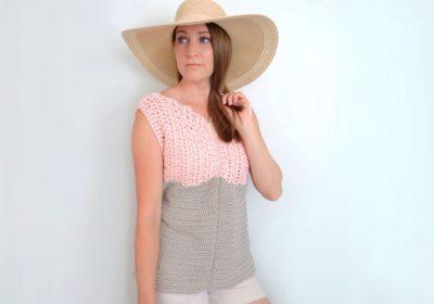 Everyday Summer Crochet Top
