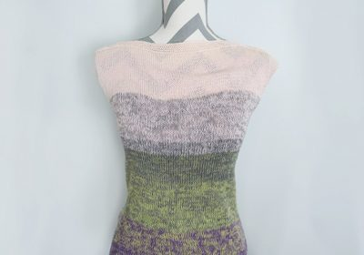 Simple Summer Knit Top