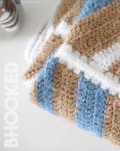 Hygge Crochet Blanket