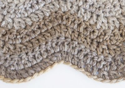 Crochet Ripple Stitch