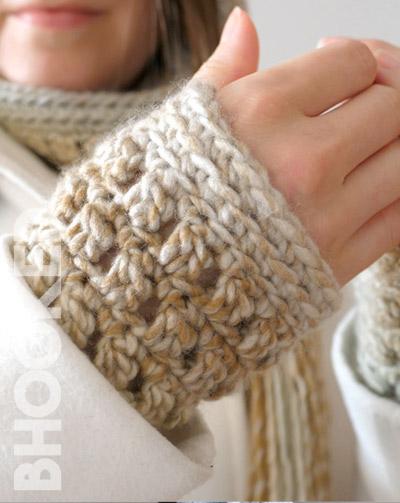 Crochet Wrist Warmers