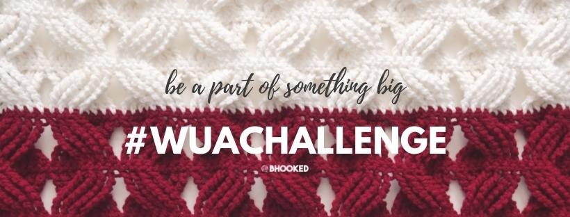 Crochet Challenge for Warm Up America | 2019