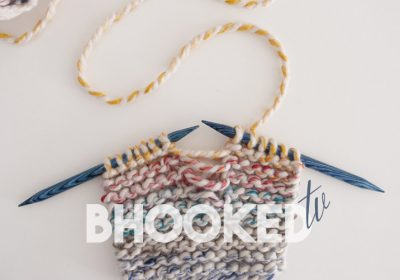 How to Pick Up a Dropped Knit Stitch on B.Hooked TV