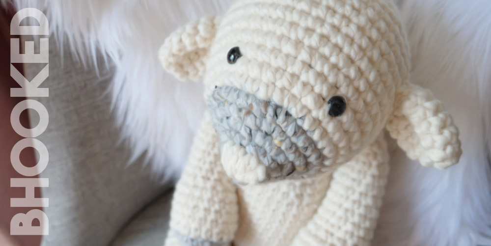 Baby Sheep Amigurumi - Timmy - Free Pattern | Craft Passion | 501x1000