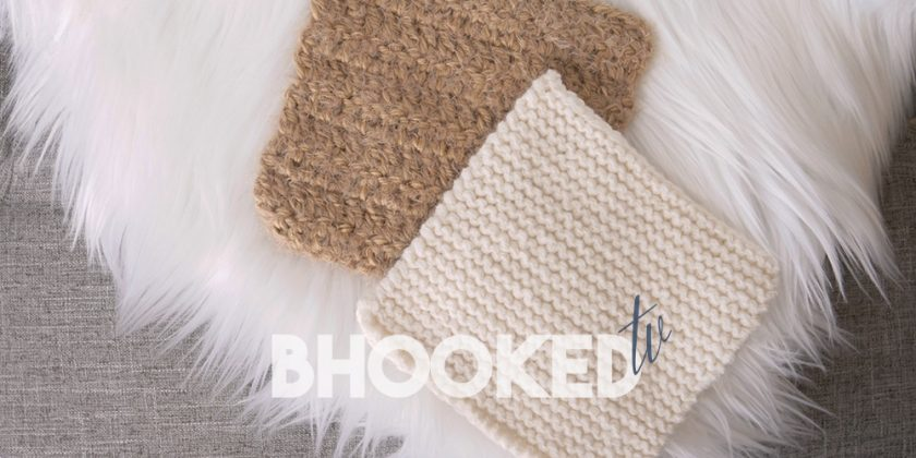 B.Hooked TV Episode 12: How to Make a Simple Pattern Bigger or Smaller