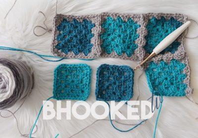 B.Hooked TV Episode 26: Getting Started With Join As You Go Crochet