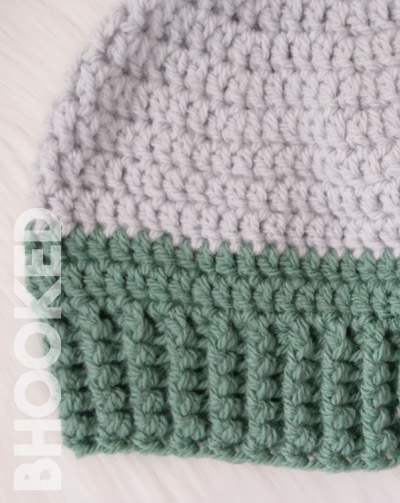 Mens Crochet Hat
