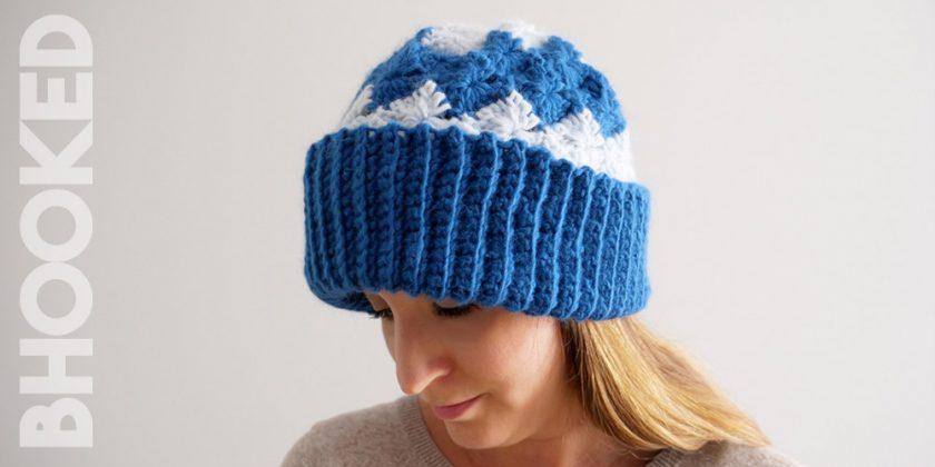 Catherine Wheel Crochet Hat