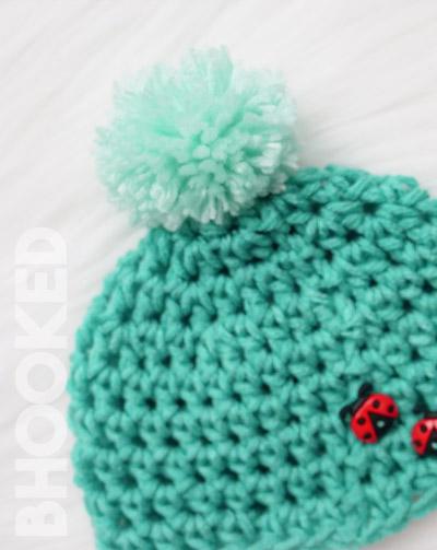 Premie Crochet Hat