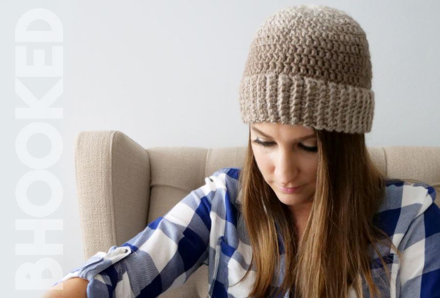 Bottom Up Crochet Hat