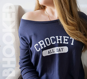 Crochet All Day Comfy Shirt