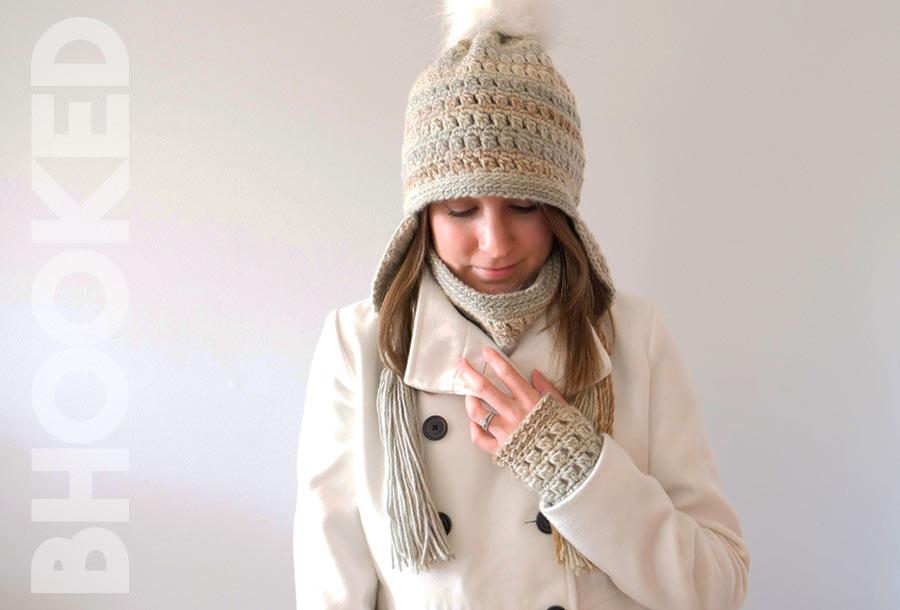 Matching Crochet Set