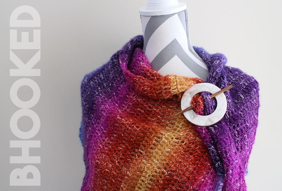 Breezy Crochet Shawl