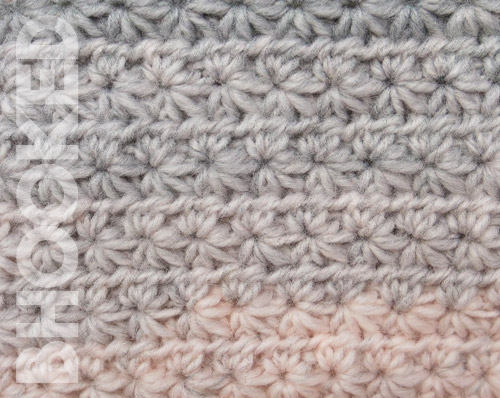 Star Crochet Stitch