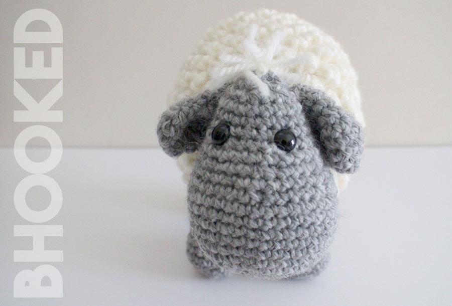 crochet lamb - PATTERN : Sheep - Amigurumi - Sheep - Amigurumi ... | 610x900