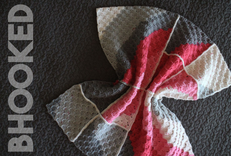 Patchwork Crochet Baby Blanket