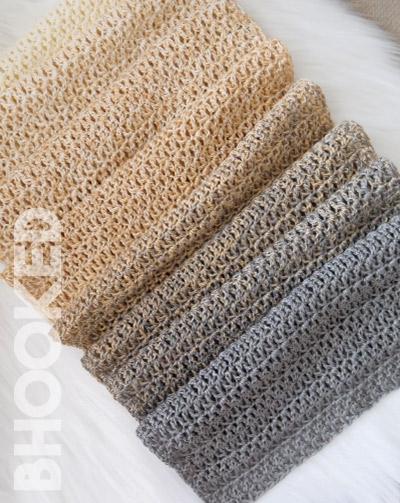 Farmhouse Crochet Table Runner Free Pattern Tutorial From B Hooked