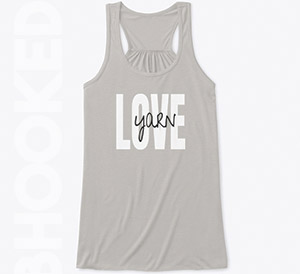 Yarn Love Tank - LIMITED TIME!