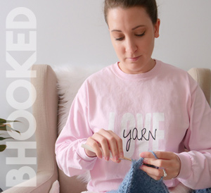 NEW!! Yarn Love Long Sleeve Tee