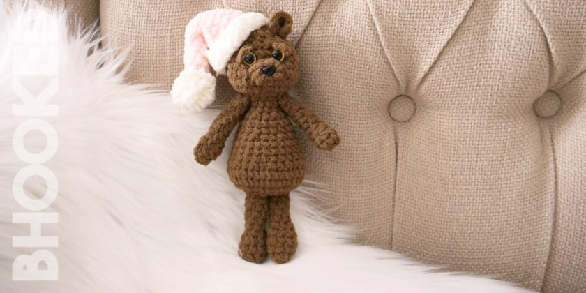 Little Crochet Bear