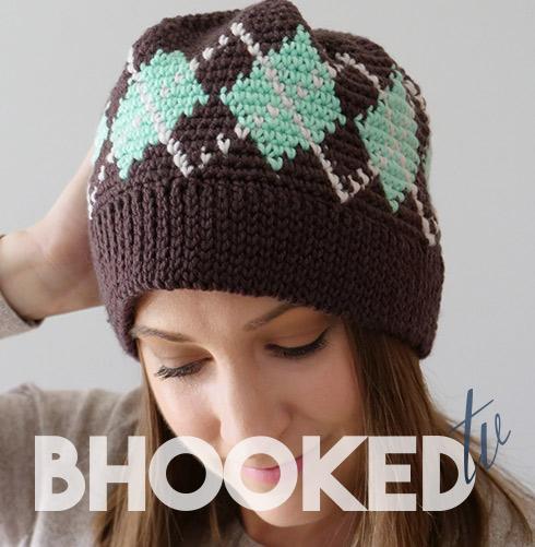 crochet plaid