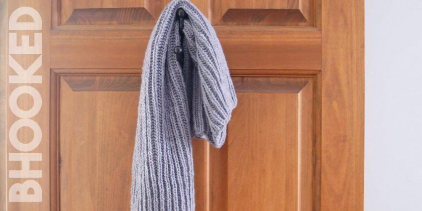 Cotton Knit Hand Towel