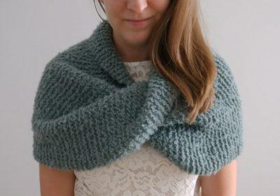 Cozy Knit Shrug