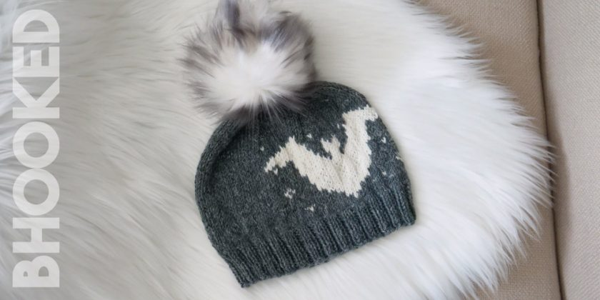 Knit Bat Hat